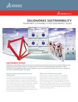 SolidWorks Sustainability - 1