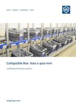 Collapsible Box 600x400 mm