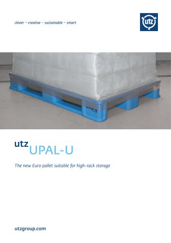 Universal pallet UPAL-U