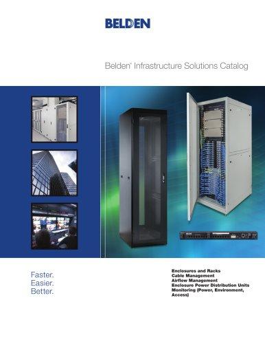 Belden® Infrastructure Solutions Catalog