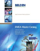 EMEA Master Catalog