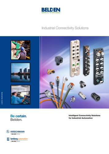 Industrial Connectivity Solutions