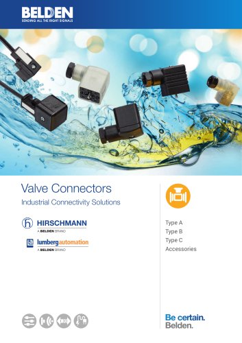 Valve Connectors Industrial Connectivity Solutions
