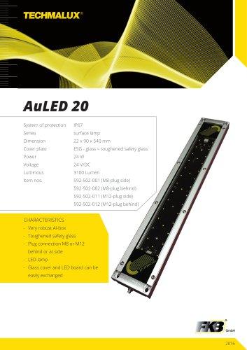 AU LED 20