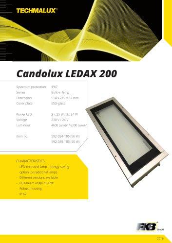 CANDOLUX LEDAX 200