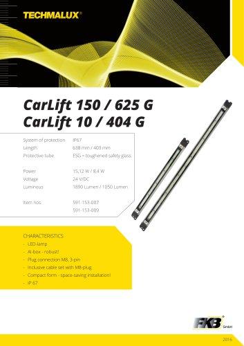 CARLIFT 150 / 625 G - CARLIFT 10 / 404 G