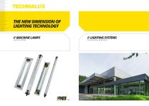 THE NEW DIMENSION OF LIGHTING TECHNOLOGY