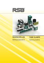 tube clamps Fastening Systems