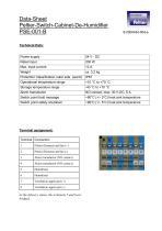 Peltier-Switch-Cabinet-De-Humidifier PSE-001-B