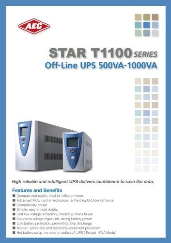 STAR T 1100 series
