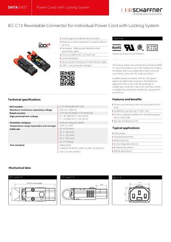 IEC C13