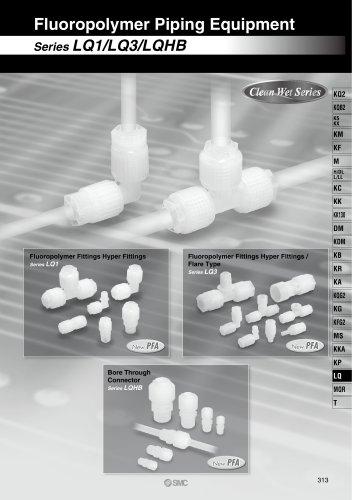 Fluoropolymer Piping Equipment