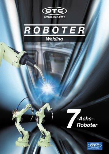 7-Achs-Roboter