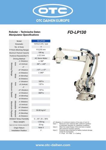 FD-LP130