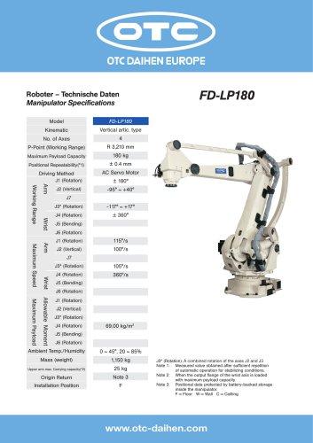 FD-LP180