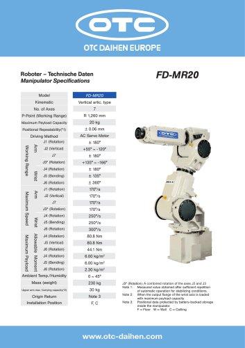 FD-MR20
