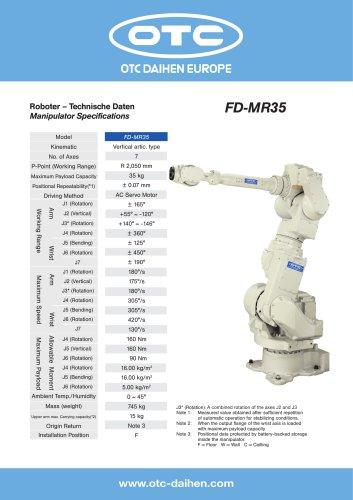 FD-MR35