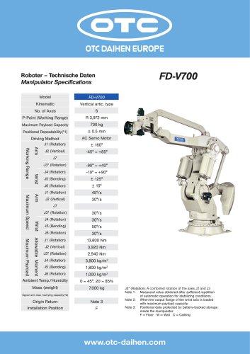 FD-V700