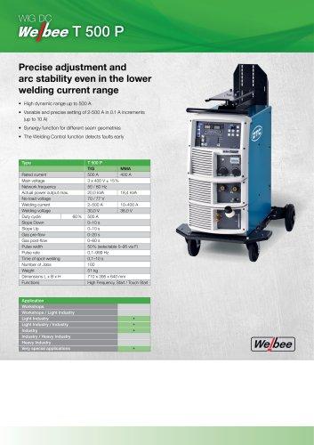 T500P Brochure en
