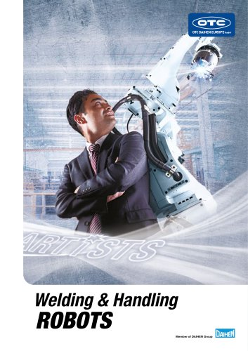 Welding & Handling ROBOTS
