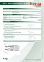 6255 Mistral Industrial Foot Air Valve - 2