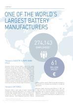 Batteries Panasonic Alkaline Handbook Professionals - 2