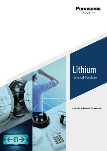 Batteries Panasonic Lithium