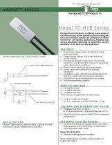 Pepi Thermal Controls Model FC-M1D