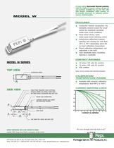 Pepi Thermal Controls Model W Series