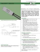 thermal control MODEL FC-P6D SERIES