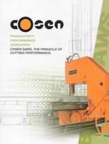 Cosen Saws General Product Catalogue