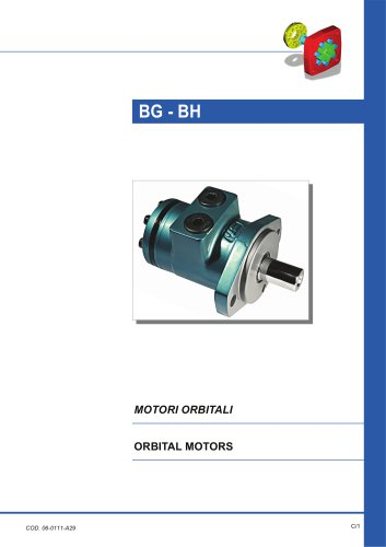 BG-BH Orbital Motors
