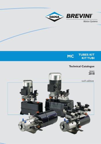 MC Tubes kit / Kit tub