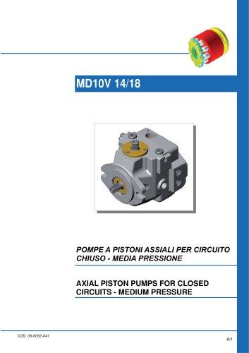MD10V Pumps