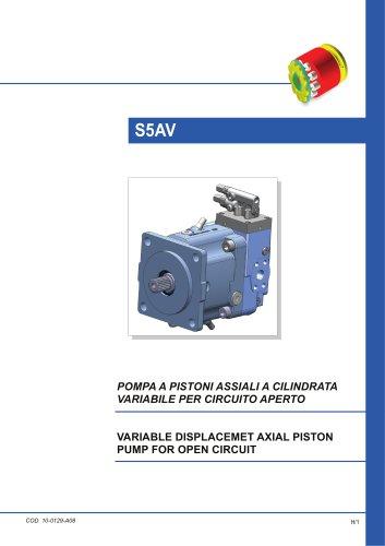 SH5AV Pumps