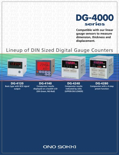 DG-4000 series