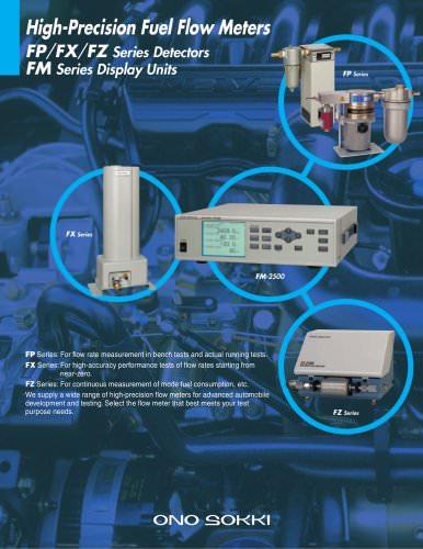 FP/FX/FZ Series Detectors