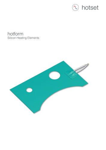 hotform Silicone Heating Elements