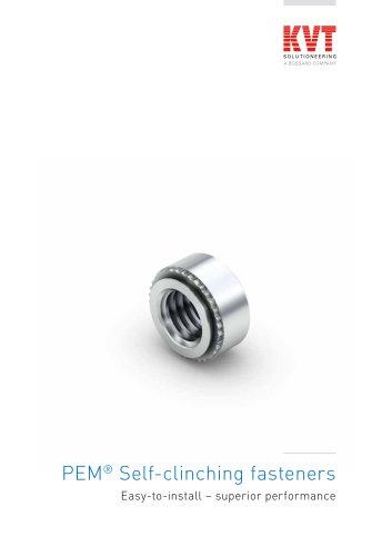 PEM Self-clinching fasteners