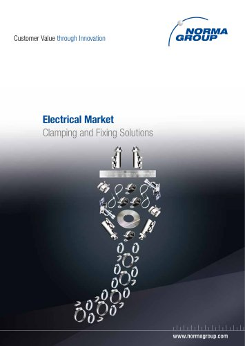 Electrical Market - Clamping and Fixing Solutions