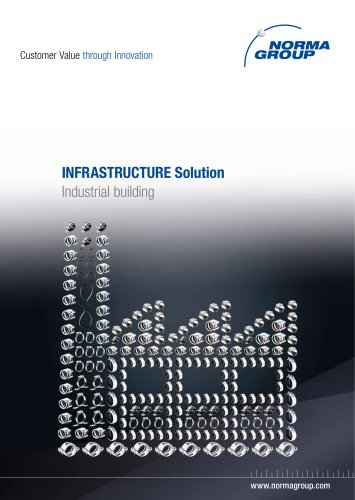 INFRASTRUCTURE Solution - Industrial building