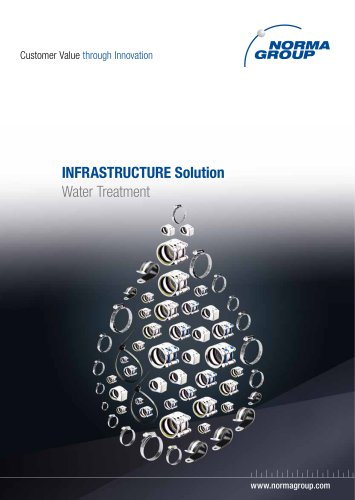 INFRASTRUCTURE Solution - Water Treatment