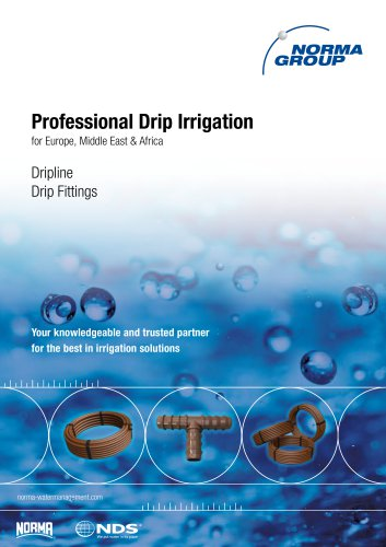Professional Drip Irrigation