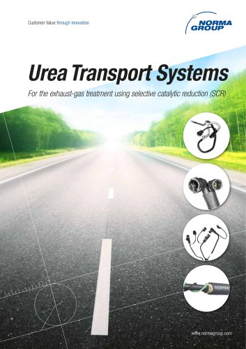Urea Transport Systems