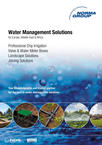 Water Management Solutions