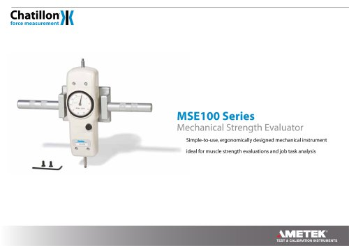 MSE100 Series