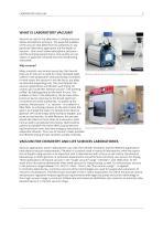 Vakuum für Labore - Lokale Vakuumnetzwerke VACUU·LAN - 3