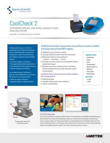 CoolCheck 2