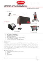 ADP120160- Dot Peen Marking Machine