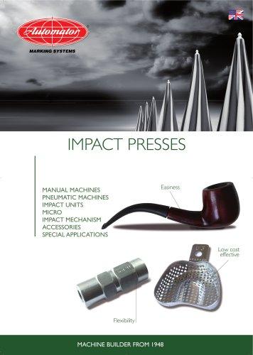 Impact Presses